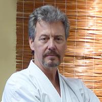 Sensei Brad Jones